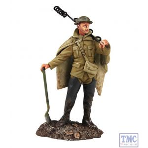 B23110 W.Britain The Work Party 1 1916-18 British Infantry in Poncho World War I Collection