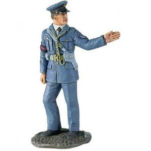 B25021 W.Britain RAF Military Policeman World War II Collection