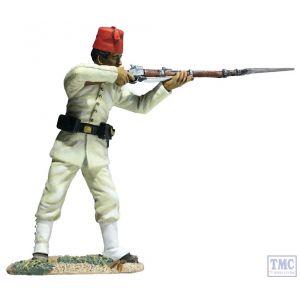 B27069 W.Britain Egyptian Infantryman Standing Firing War Along the Nile