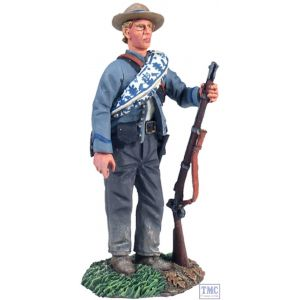 B31131 W.Britain Confederate Standing in Reserve Resting Musket No.1