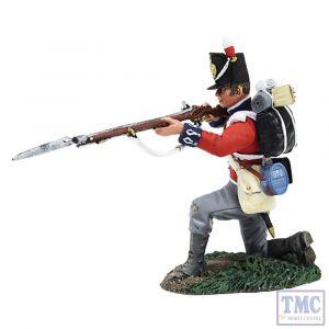 B36162 W.Britain British 1st Foot Guard Kneeling Firing _2 Napoleonic