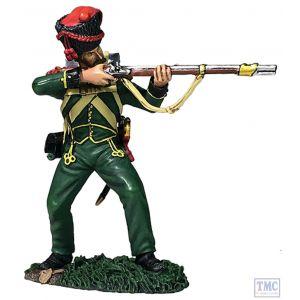 B36168 W.Britain Nassau Grenadier Standing Firing No.2 1815 Napoleonic