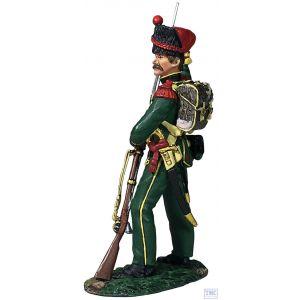 B36169 W.Britain Nassau Grenadier Standing Ramming 1815 Napoleonic