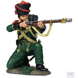B36172 W.Britain Nassau Grenadier Standing Kneeling Firing 1815 Napoleonic