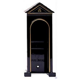 B41069 W.Britain Sentry Box Ceremonial Collection