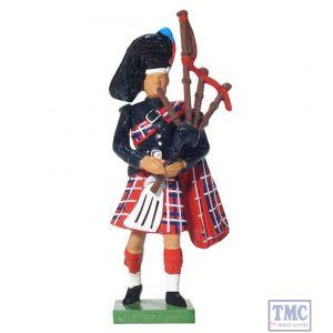 B41072 W.Britain Scots Guard Piper Ceremonial Collection