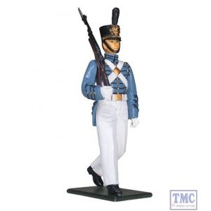 B43121 W.Britain Cadet Corps of Cadets West Point NY Present Day Redcoats & Bluecoats Collection