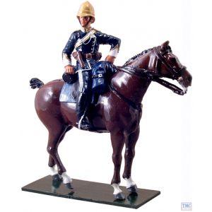 B44031 W.Britain Officer, 17th Lancers, 1879