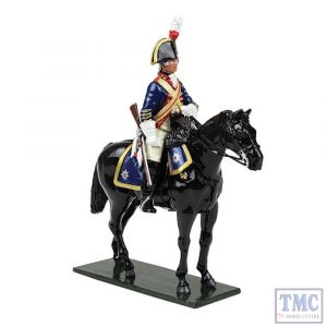 B47047 W.Britain British Horse Guards (Blues) Trooper 1795 Regiments