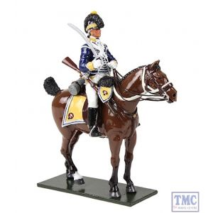 B47058 W.Britain British 10th Light Dragoons Trooper 1 1795 Regiments Classic Collection