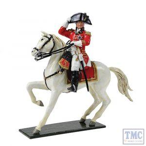 B47061 W.Britain King George III Mounted 1798 Regiments