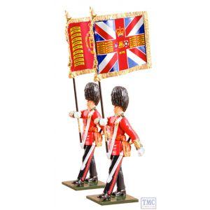B48018 W.Britain Queens Diamond Jubilee Set Irish Guards Ltd Ed. 600 Limited Editions Collection