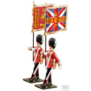 B48019 W.Britain Queens Diamond Jubilee Set Welsh Guards Ltd Ed. 600 Limited Editions Collection