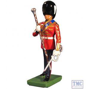 B48526 W.Britain Grenadier Guards Drum Major Ceremonial Collection