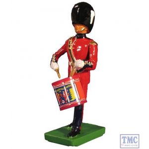 B48528 W.Britain Grenadier Guards Side Drummer Ceremonial Collection