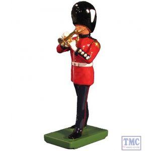 B48529 W.Britain Grenadier Guards Bugler Ceremonial Collection