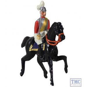 B49032 W.Britain 1893 1st Life Guards Officer 120th Anniversary Ltd. Ed. 600 Archive Collection