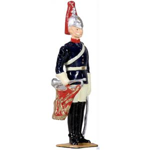 B49034 W.Britain British Blues and Royals Trumpeter on Foot Archive Collection