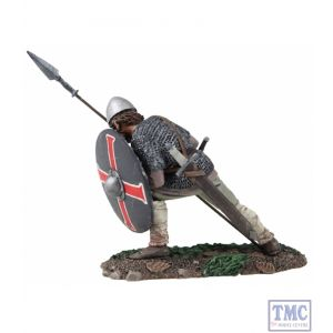 B62111 W.Britain Saxon Shield Wall Defender No. 3 (Alwin) - Wrath of the Northmen