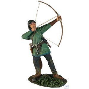 B62129 W.Britain Saxon Archer No.3 Arrow Loosed (Scotend) Wrath of the Northmen