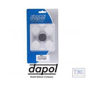 B804 Dapol OO Scale Track Cleaning Pads (for use with B800)