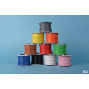 BPGM11P Gaugemaster Pink Wire 100m REEL (7 x 0.2mm)
