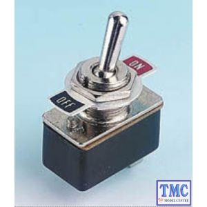 BPGM504 Gaugemaster Bulk Pack of 25 Toggle Switches DPDT