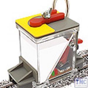 BS-FIX-07 Proses OO/HO Gauge Electronic Ballast Gluer/Fixer
