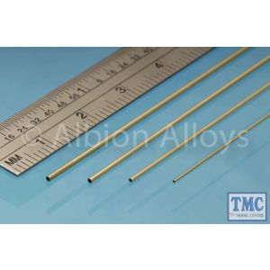 BW045 Albion Alloys Brass Rod 0.45mm 10 Pack