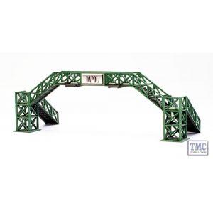 C004 Dapol OO Gauge Platform/Trackside Footbridge Plastic Kit