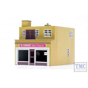 C031 Dapol OO Scale Shop & Flat