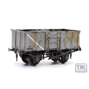 C037 Dapol OO Gauge 16 Ton Steel Mineral Wagon Plastic Kit