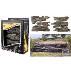 C1136 Woodland Scenics Shelf Ready Rocks