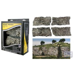 C1138 Woodland Scenics Rock Face Ready Rocks
