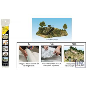 "C1179 Woodland Scenics 18"" X 72"" Shaper Sheet"