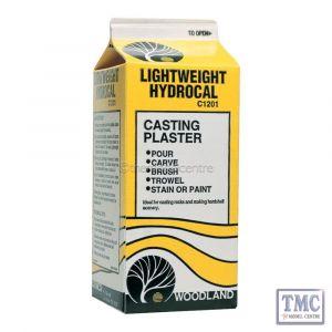 C1201 Woodland Scenics Lightweight Hydrocal Plaster