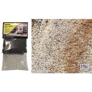 C1287 Woodland Scenics Coarse Grey Gravel
