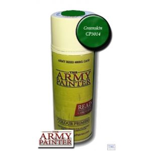 CP3014 The Army Painter - Greenskin Colour Primer (Matt 400ml)