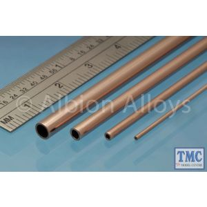 CT2M Albion Alloys Copper Tube 2 x 0.45 mm 4 Pack