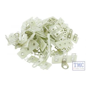 DCC-TAG50 DCC Concepts N/HO/OO Scale Power Bus Tag Strips (50)