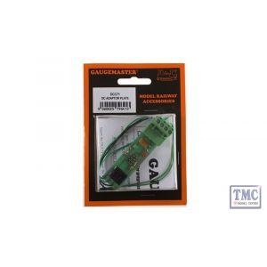 DCC71 Gaugemaster Prodigy DC Adaptor Plate / Decoder Tester