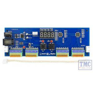 DCD-AEU DCC Concepts N/HO/OO/O/G Scale Cobalt Alpha Main Unit