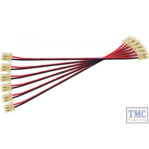 DCD-ME6.1M DCC Concepts Alpha Mimic Extension Leads (6 x 1m)