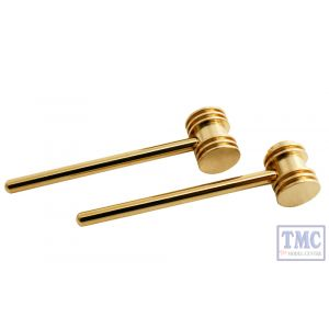 DCG-RGN9MM DCC Concepts N Scale 2 Roller Gauges for N Scale Code 80/55