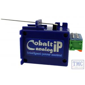 DCP-CB1IP DCC Concepts COBALT ip Slow Action Analogue Point Motor (Single)