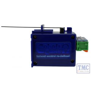 DCP-CB1omega DCC Concepts N/HO/OO Scale COBALT Omega Slow Action Analogue Point Motor