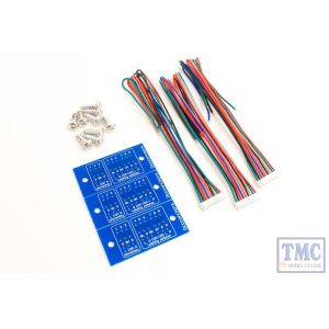 DCP-CSA DCC Concepts N/HO/OO/O/G Scale Cobalt S - Wiring Pack