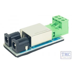 DCP-SPCB DCC Concepts / Scale 12v Split-Supply PCB Only