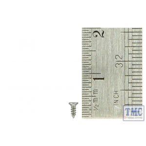DCS-CK103 DCC Concepts / Scale Csk Hd- 60++ 1 x 3mm