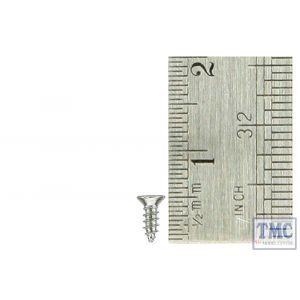 DCS-CK154 DCC Concepts / Scale Csk Hd- 60++ 1.5 x 4mm